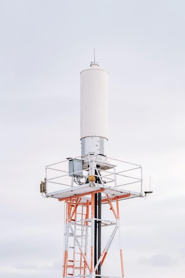WISP tower