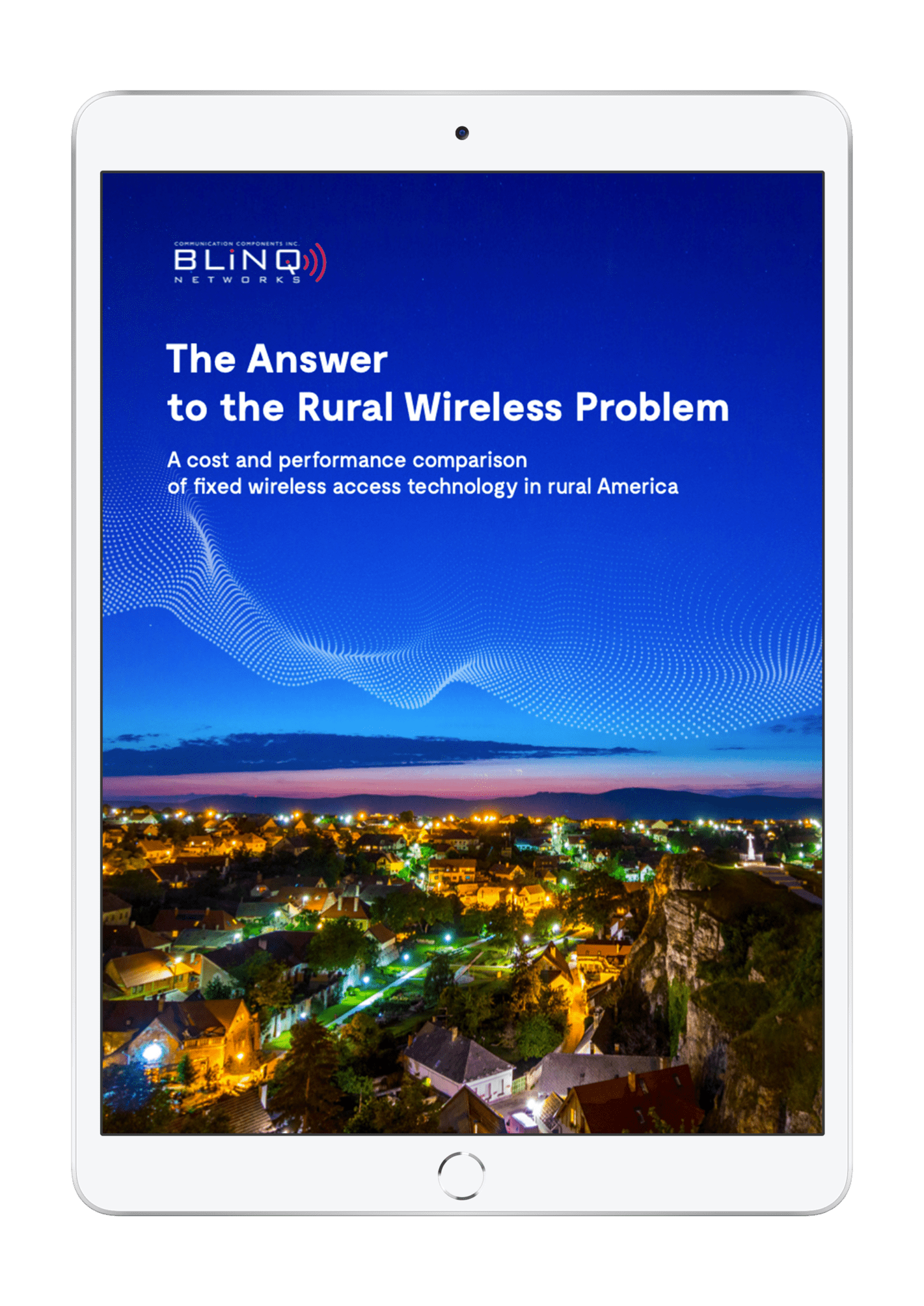Bringing wireless connectivity to rural America: Case studies on rural wireless challenges