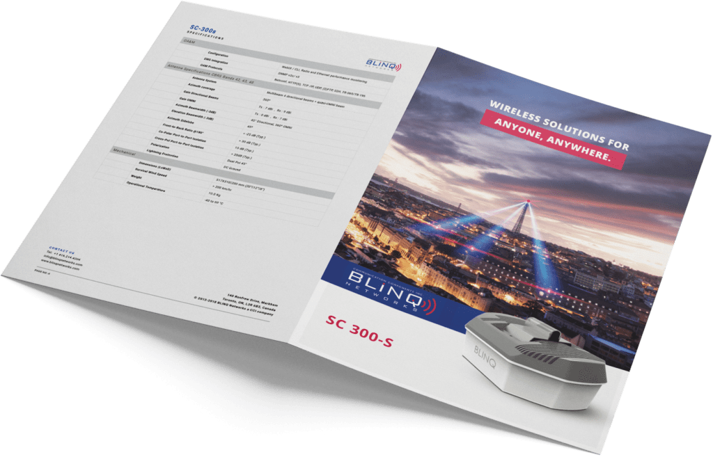 Cable provider internet connectivity solutions