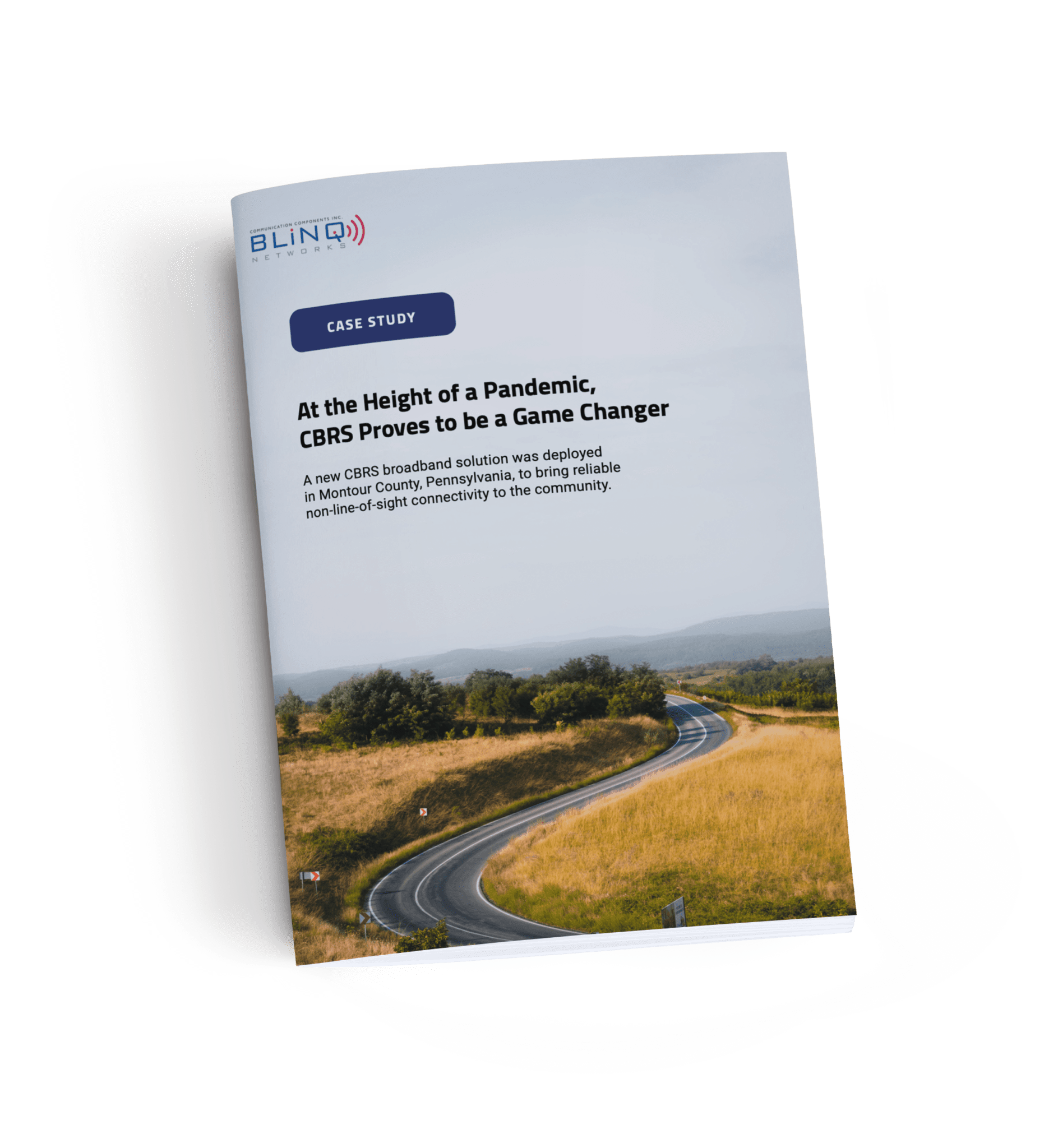 CBRS LTE network case studies for fixed wireless access