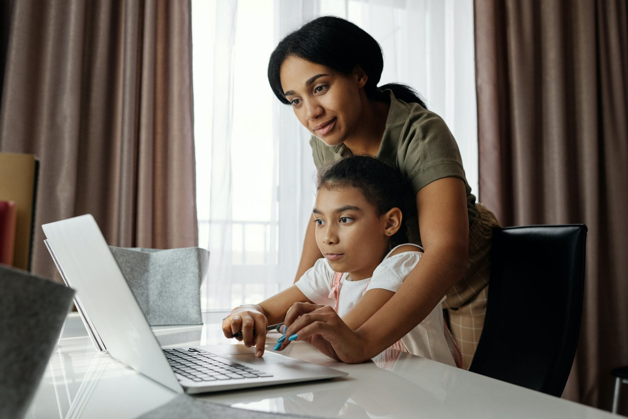 homework gap how has online learning changed education