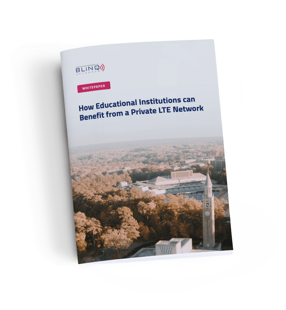 LTE for Education whitepaper